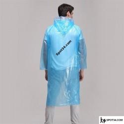Toptan Şeffaf Yağmurluk
